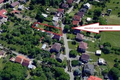 Prodej, pozemek pro bydlení,  Chvalčov, Ev.č.: 00374