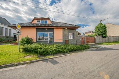 Prodej, rodinný dům, Velká Bystřice, ul. Husova, Ev.č.: 00688