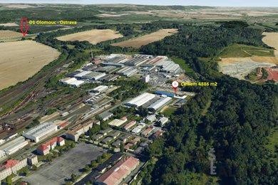 Prodej, komerční stavba, Hranice, ul. Tovární, Ev.č.: 00719