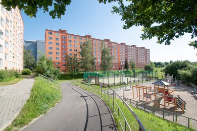 Pronájem, byt 2+1, Hranice, ul. Nová, Ev.č.: 00738
