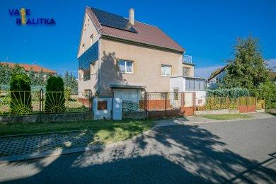 Prodej, rodinný dům, Zbuzany, ok. Praha-západ, ul. Nová, Ev.č.: 00740
