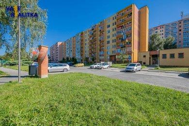 Podnájem, byt 3+1, Hranice, ul. Na Hrázi, Ev.č.: 00741