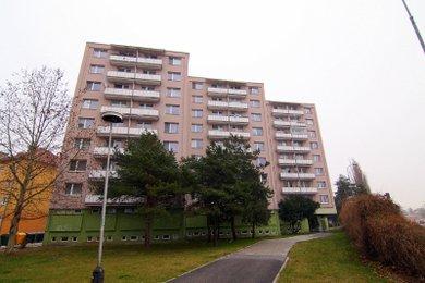 Pronájem, byt 2+1, Přerov, ul. Velké Novosady, Ev.č.: 00825