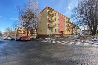 Pronájem, byt 3+kk, Nový Jičín, ul. Josefa Hory, Ev.č.: 00833