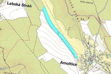 Prodej, pole, Arnoltice, Ev.č.: 00393