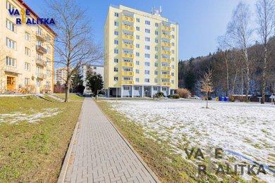 Prodej, byt 3+1, Vsetín, ul. Luh, Ev.č.: 00858