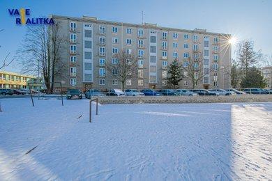 Pronájem, byt 1+1, Olomouc - Nová Ulice, ul. Foerstrova, Ev.č.: 00859