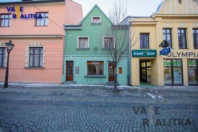Pronájem, kancelář, Hranice, ul. Radniční, Ev.č.: 00861