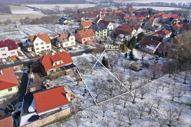 Prodej, pozemek pro bydlení, Horní Těšice, Ev.č.: 00863