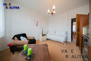 Prodej, byt 2+1, Ostrava - Hrabůvka, ul. Plzeňská, Ev.č.: 00872