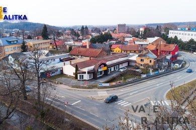 Prodej, komerční objekt, Bystřice pod H., ul. Holešovská, Ev.č.: 00873