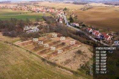 Prodej, zahrada, 495 m2, Černotín, Ev.č.: 00888