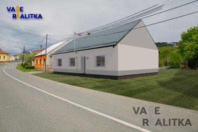 Prodej, rodinný dům, Slavkov pod Hostýnem, Ev.č.: 00893