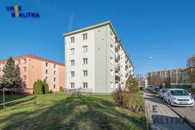 Pronájem, byt 2+1, Hranice, ul. Pod Nemocnicí, Ev.č.: 00903