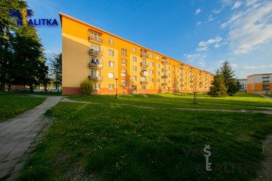 Pronájem, byt 1+1, Přerov, ul. bří Hovůrkových, Ev.č.: 00927