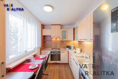 Prodej, byt 3+1, Vsetín - Luh, Ev.č.: 00930