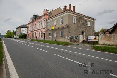 Prodej, rodinný dům, Hranice, Třída Československé armády, Ev.č.: 00935