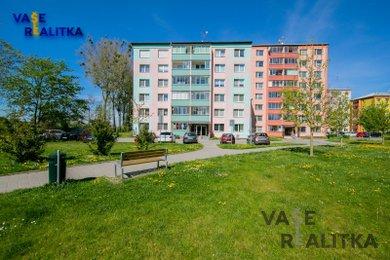 Prodej, byt 2+kk, Hulín, ul. Družba, Ev.č.: 00939