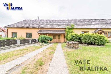 Pronájem, rodinný dům 4+1, 95m², Hrabůvka, Ev.č.: 00955