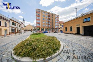Pronájem, byt 2+1, Přerov, ul. Jateční, Ev.č.: 00957