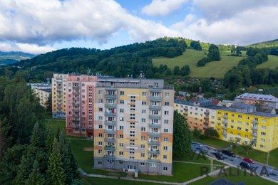 Prodej, byt 3+1, Jeseník, ul. Zeyerova, Ev.č.: 00963