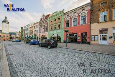 Prodej, rodinný dům, Hranice, ul. Masarykovo náměstí, Ev.č.: 00982