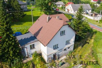 Prodej, rodinný dům, Vrchy, Ev.č.: 00986