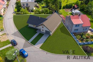 Prodej, pozemek pro bydlení, Holešov - Bořenovice, Ev.č.: 00994