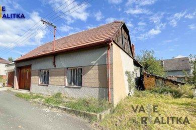 Prodej, rodinný dům, Horní Nětčice, Ev.č.: 00999