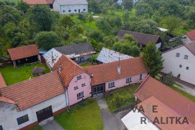 Prodej, rodinný dům, Osíčko, Ev.č.: 01003