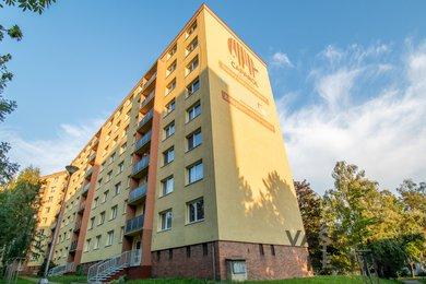 Pronájem, byt 1+1, Hranice, sídliště Hromůvka, Ev.č.: 01007