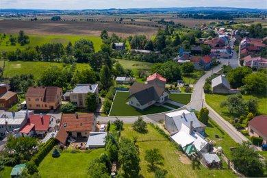 Prodej, rodinný dům ve výstavbě, Bořenovice u Holešova, Ev.č.: 01013