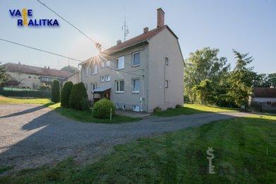 Prodej, byt 3+1, garáž + stavební parcela, Čelechovice na Hané - Studenec, Ev.č.: 01022