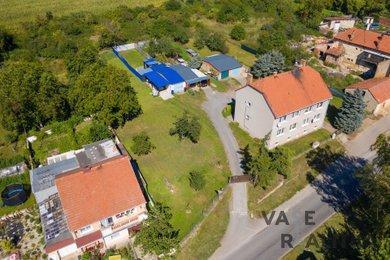 Prodej, pozemek pro bydlení, byt 3+1, garáž, Čelechovice na Hané - Studenec, Ev.č.: 01033