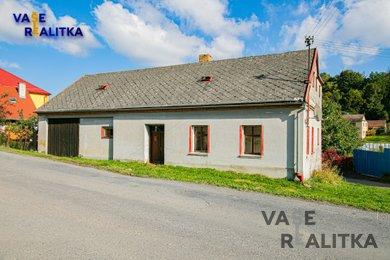 Prodej, rodinný dům, Rohozná u Poličky, Ev.č.: 01050
