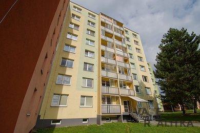 Prodej, byt 3+1, Hranice I-Město, ul. Tř. 1.máje, Ev.č.: 00416