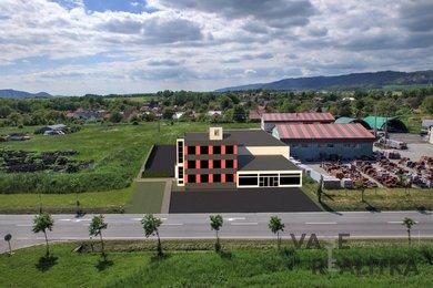 Prodej, pozemek pro komerční výstavbu, Hranice I-Město, Ev.č.: 00351
