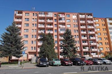 Pronájem, byt 3+1, Hranice I-Město, ul. Na Hrázi, Ev.č.: 00437