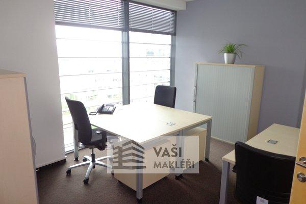 Pronájem, Kanceláře, 13 m² - 60 m² - Brno - Štýřice, kuchyň, copy centrum