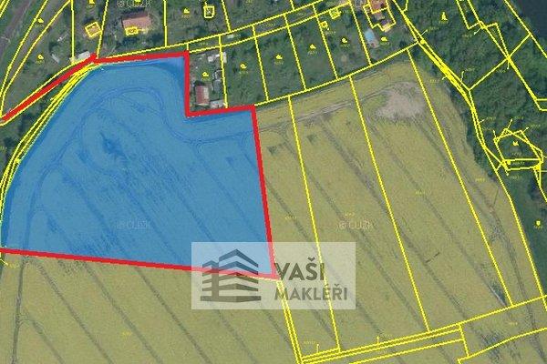 Prodej, pozemků, 18 794m² - Tábor