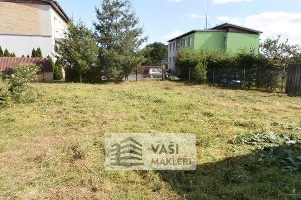 Prodej stavebního pozemku - Radslavice u Přerova