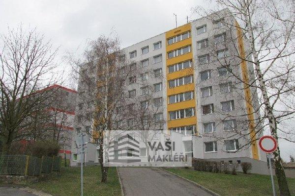Prodej, byt 2+kk, Mělník, ul. Slovany