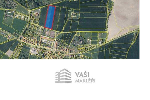 Prodej, Pozemky pro bydlení, 11058m² - Řepice