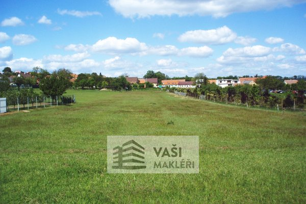 Prodej, Pozemky pro bydlení, 861m² - Moravský Krumlov - Polánka