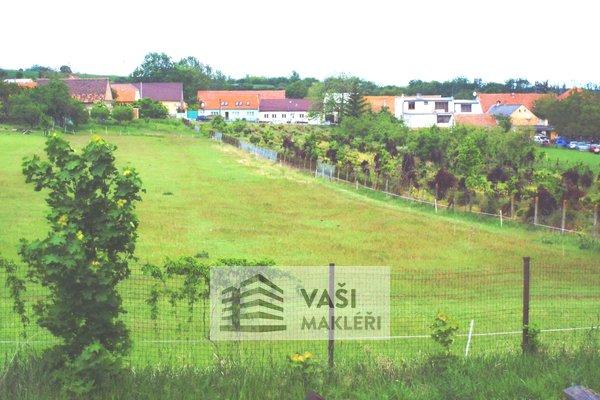 Prodej, Pozemky pro bydlení, 889m² - Moravský Krumlov - Polánka