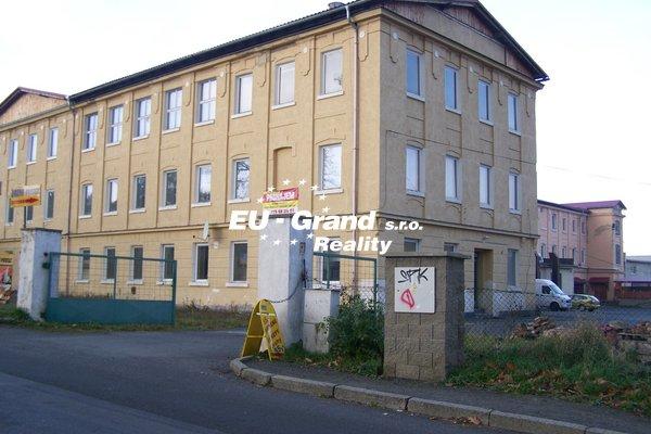 Pronájem komerčních prostor ve Varnsdorfu