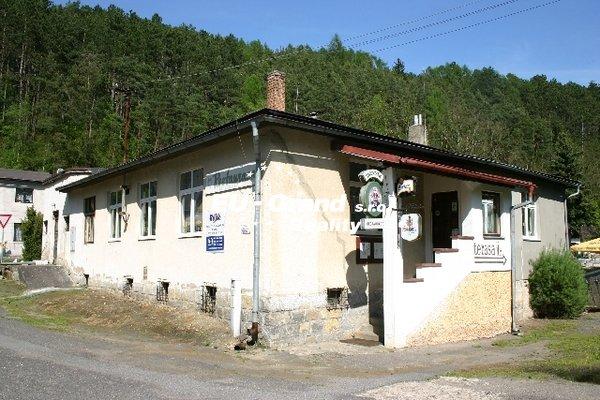 Prodej  restaurace, Bělá pod Bezdězem 569  m²