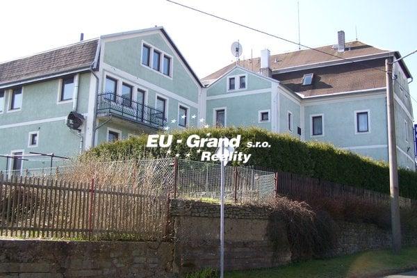 Prodej ubytovacího zařízení s rodinným domem v Rumburku