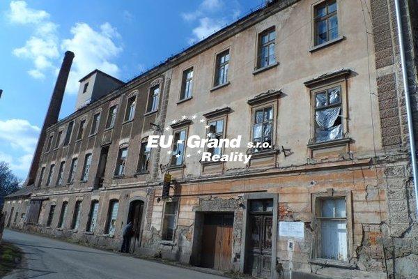 Pronájem továrních prostorů ve Šluknově