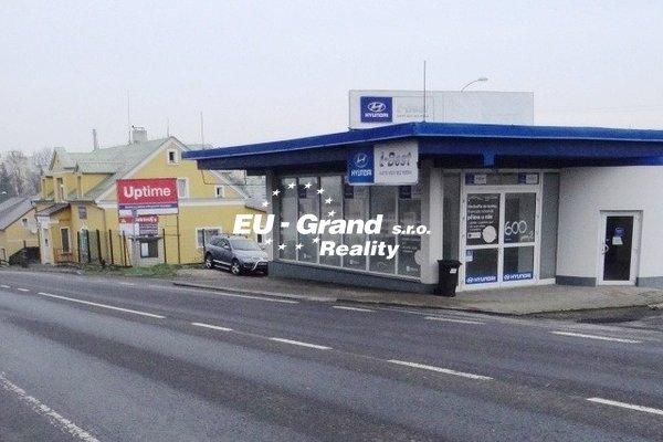 Prodej obchodních prostor v Rumburku